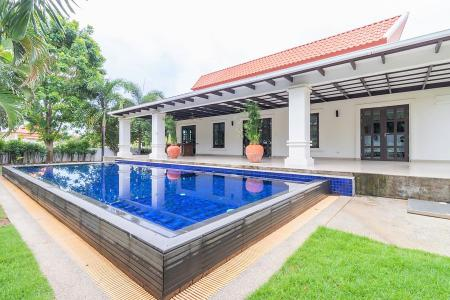 BANYAN RESIDENCES: Luxury 3 Bed Pool Villa