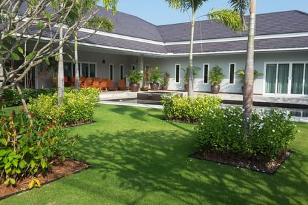 PALM POOLS VILLAS : Very well presented 4 Bed Pool Villa