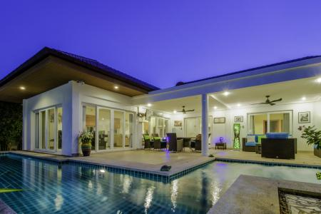 ORCHID PALM HOMES 6: Well Presented 3 Bed Pool Villa