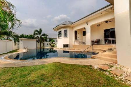 THE ADDRESS : Great Value 3 Bed Pool Villa nr Black Mountain Golf Course