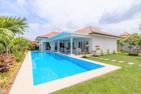 MALI PRESTIGE: 3 Bed Pool Villa
