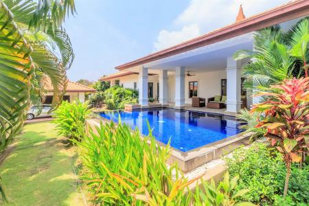 BANYAN RESIDENCES: 2 BED POOL VILLA