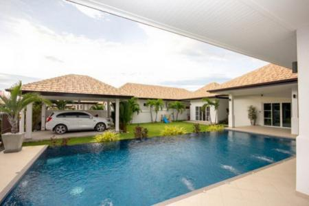 Luxury 4 Bed Pool Villa 16