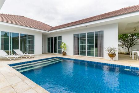 WHITESTONE VILLAS : Good Quality 3 Bed Pool Villa