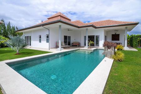 MALI RESIDENCES: Great Quality 4 Bed Pool Villa