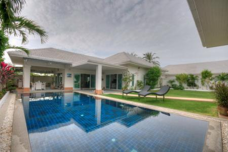 THE LEES 1 : Great Design 4 Bed Pool Villa