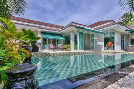 RM RESIDENCE : Luxury 4 Bed Pool Villa