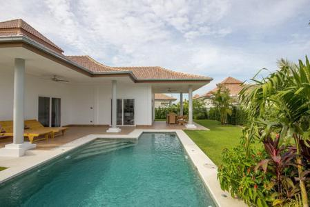 MALI RESIDENCE : Great Quality 3 Bed Pool Villa