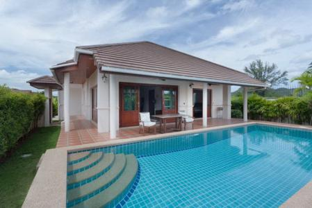 HILLSIDE HAMLET 5 : Beautiful Well Design 3 Bed Pool Villa