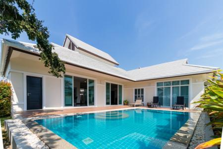 EMERALD SCENERY: Well Construction 3 Bed Pool Villa