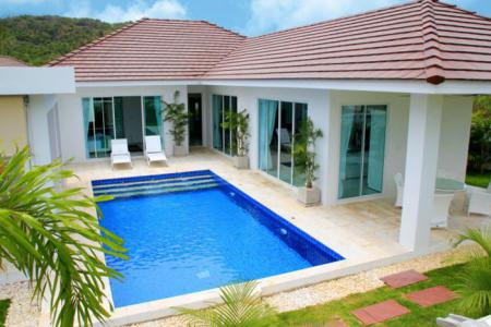 WHITESTONE VILLAS : Well Designed 3 Bed Pool Villa