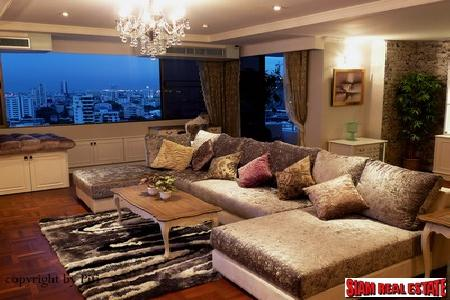 SOLD 3 Bed Penthouse Condo with Superior at Thong Lor, Sukhumvit Soi 40-63, Bangkok