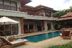 Private Four Bedroom Thai-Style Vacation Retreat in Layan, Phuket