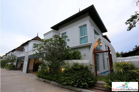3 Bed Pool Villa in a Secure Estate at North Pattaya for sale