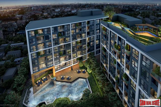New Green Low-Rise Development with 7
