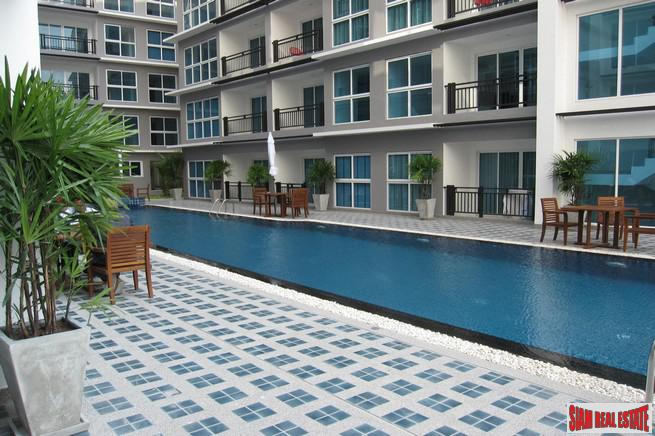 A very popular condominium development in Central Pattaya