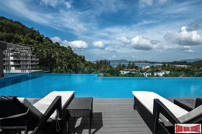 Two Bedroom Sea View Condominium within Walking Distance to Surin Beach