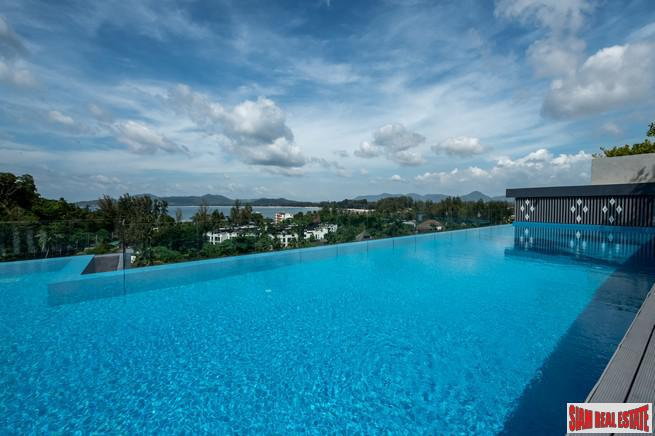 Aristo Surin | Spacious Two Bedroom Condo with Sea Views Very Close to Surin Beach