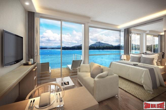 One Bedroom Beachfront Condos in New Luxury Development, Nai Yang