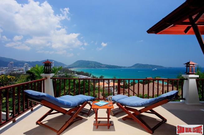 Endless Villas | Magnificent Sweeping Patong Bay Views from this Three Bedroom Villa