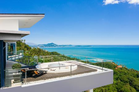 Luxury Koh Samui Villa for 3