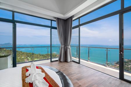 Luxury Koh Samui Villa for 7