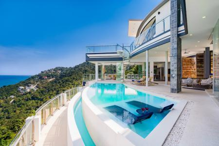 Luxury Koh Samui Villa for 9