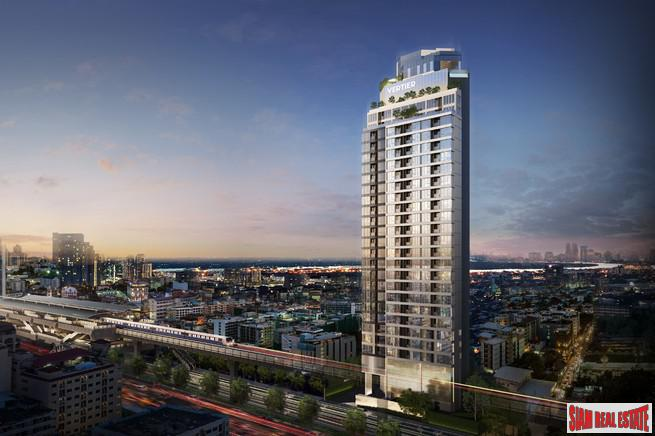 Innovative and Luxury Condominium Development - Two Bedroom