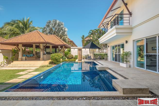 Immaculate Five Bedroom with Large Private Pool and Gardens in Koh Kaew