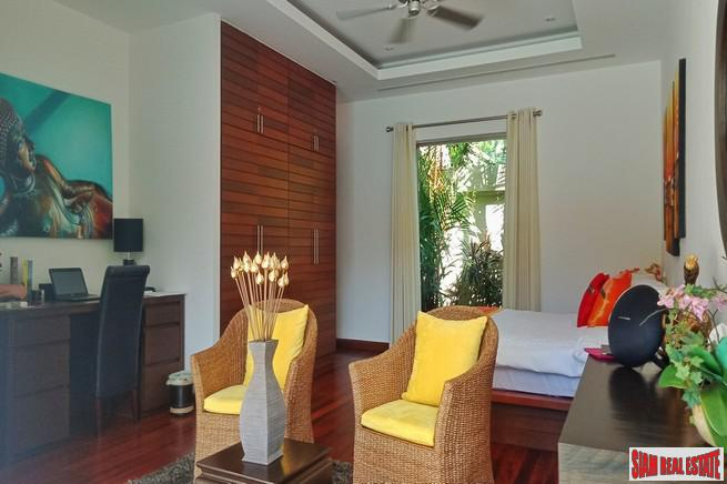 Exceptional Two Bedroom Pool Villa 12
