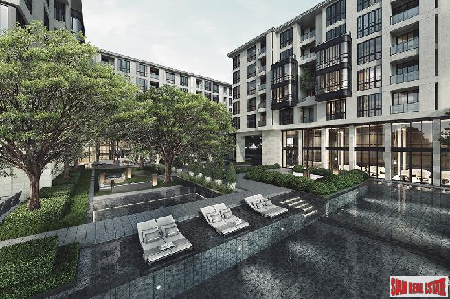The Reserve Sukhumvit - Luxury Two Bed Condo at Sukhumvit 61 - Prime Location in the middle of Thong Lor and Ekkamai, the Best Residential Destination in Bangkok