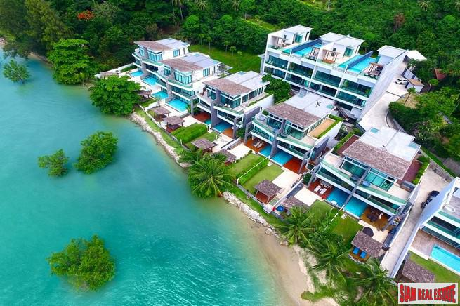 Breathtaking Sea Views from this Ultra-Modern Four Bedroom Five Storey Pool Villa  in Rawai