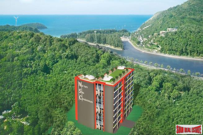 Naiharn Sea Condominium | One Bedroom Condo  within Walking Distance to Nai Harn Beach