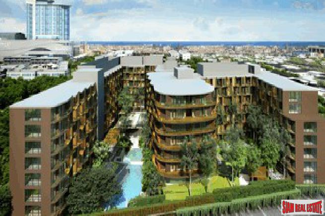 Stunning new project for investment 6% guarantee yield for 3 years- North Pattaya