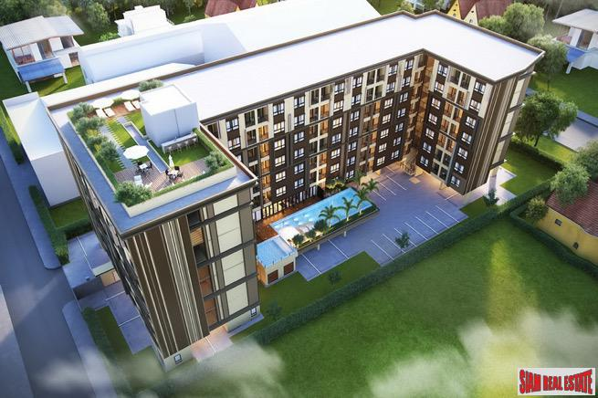 Impressive New Low-Rise Project in Superb  Location in Phunnawithee - One Bedroom