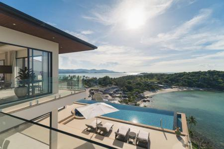 LUXURY KOH SAMUI VILLA FOR SALE CLOSE TO THE BEACH