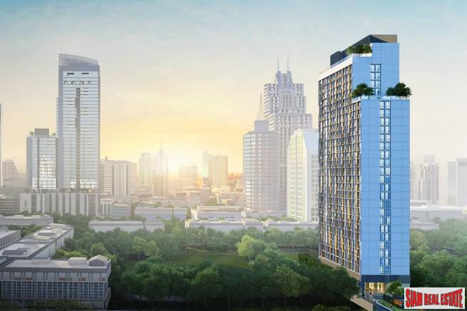 Noble Recole | One Bedroom Asoke Condo for Sale in Newly Constructed Deluxe High Rise