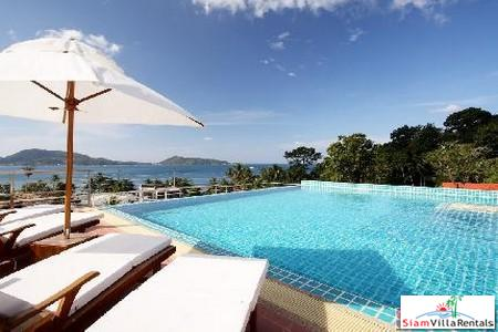 Contemporary and Roomy Two Bedroom Condo at Kalim Bay, Phuket