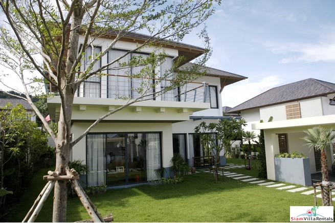 Baan Suan Loch Palm | Large Two Storey House with Garden and Pet Friendly for Rent in Kathu