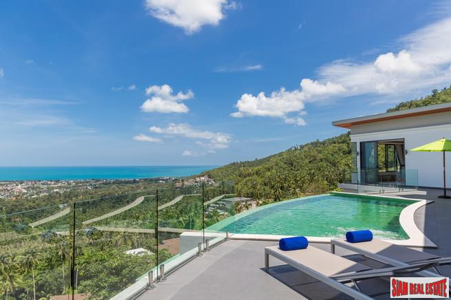 Luxury 3 bedroom villa Victoria