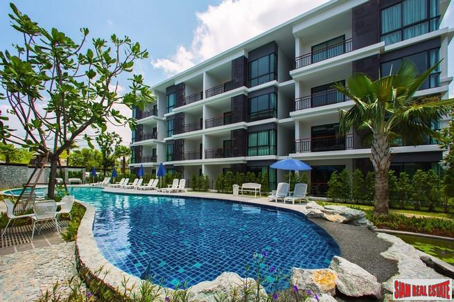 The Title | Comfortable One Bedroom Condo in Popular Project Near Rawai Beachfront