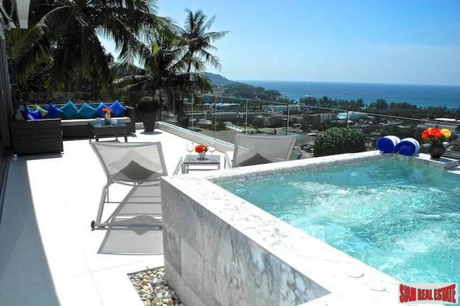 The View Condominium | Amazing Andaman Sea Views from this Private and Quite Condo in Kata