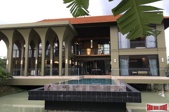 Luxurious Four Bedroom Pool Villa for Rent in Mai Khao