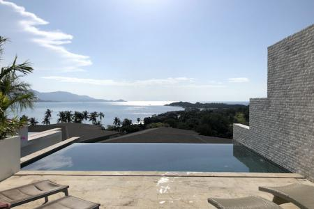 KOH SAMUI SEA VIEW VILLA NEAR THE BEACH FOR SALE S1368
