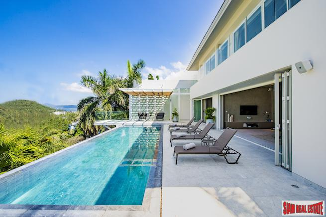 Exquisite Ultra-Luxury Four Bedroom Sea 29