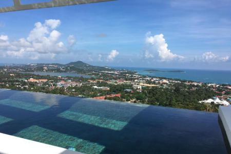 STUNNING KOH SAMUI VILLA FOR SALE WITH SEA VIEWS S1600