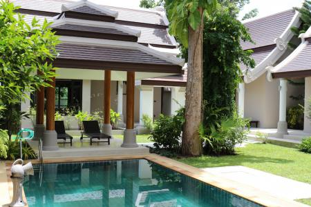 KOH SAMUI VILLA FOR SALE CLOSE TO THE BEACH S1559