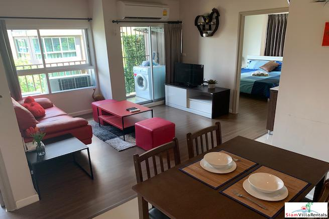 Fully Furnished Two Bedroom Corner 8