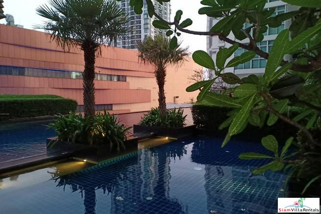 Spacious Furnished Two Bedroom Condo 13