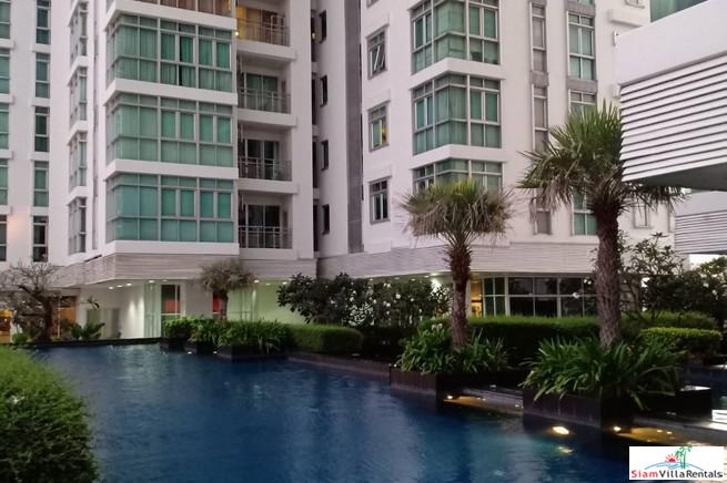 Spacious Furnished Two Bedroom Condo 21